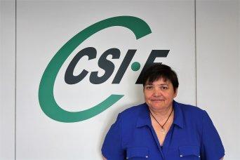 Ruth López, portavoz de CSIF Empresa Privada provincia de Valencia