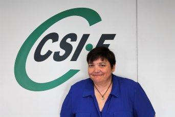 Ruth López, coordinadora de CSIF Empresa Privada Comunidad Valenciana