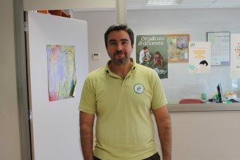 Rafael Benavent, portavoz CSI·F Educación Comunidad Valenciana