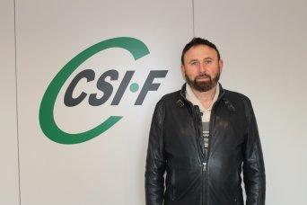 José Chismol, delegado de CSIF Empresa Privada