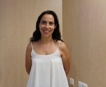 Silvia Sanchis, presidenta de CSIF AGE Valencia