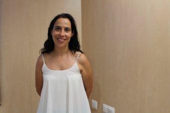 Silvia Sanchis, presidenta de CSIF AGE provincia de Valencia