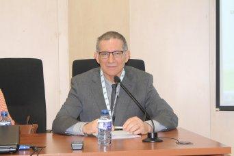 Francisco Peñalosa, presidente de CSIF Administración Local
