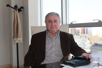 Daniel Matoses, presidente de CSI·F Comunidad Valenciana