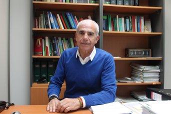 Mario Martín, responsable de los servicios jurídicos de CSIF Comunidad Valenciana