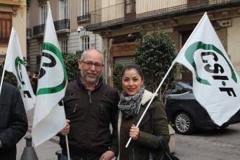 José Herrera, delegado de prevención de CSIF Comunidad Valenciana