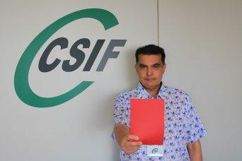 Fernando García saca tarjeta roja a Conselleria de Sanitat por la falta de planificación