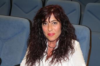Rosa Molero, representante de CSI·F en el Consejo Escolar Municipal de Valencia