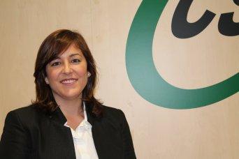 Estela Hontanilla, presidenta provincial de CSIF Educación Valencia