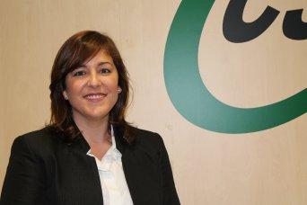Estela Hontanilla, presidenta provincial de CSIF Educación Comunidad Valenciana