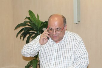 Rafael Cantó, presidente de CSIF Sanidad Comunidad Valenciana, reclama más interlocución con la Administración