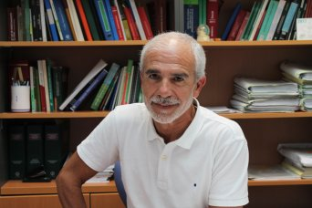 Mario Martín, responsable servicios jurídicos de CSIF Comunidad Valenciana