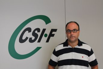 Ezequiel Archilla, vicepresidente autonómico de CSIF AGE Comunidad Valenciana