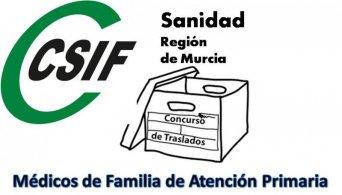 SMS CONCURSOS DE TRASLADOS MÉDICOS DE FAMILIA