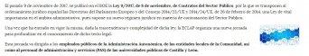 Jornada sobre la ley 9/2017, de Contratos del Sector Público