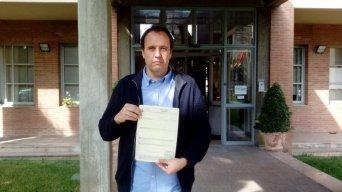 José Seco, delegado de CSIF Educación Comunitat Valenciana