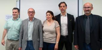 Ejecutiva AGCA CSI-F Aragón