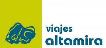 Logo VIAJES ALTAMIRA