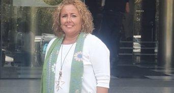 Loli Solís, delegada de CSIF Sanidad privada