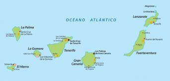 Plazas vacantes Canarias Concurso de Traslado 2017