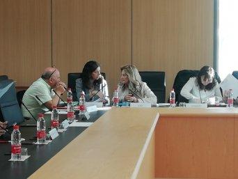 Representación de CSIF en la sesión de la Mesa General de Negociación de hoy