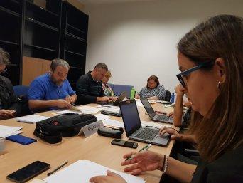 Mesa sectorial de Educación el 23 de octubre