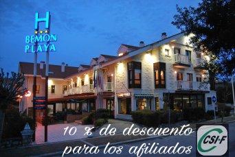 Hotel Bemon Playa ***