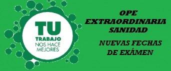 CSIF Sanidad Cantabria OPE