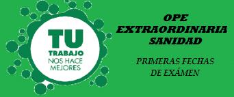 CSIF Sanidad Cantabria OPE Extaordinaria 2019