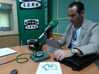 Entrevista a Germán Girela en Onda Cero Granada
