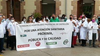 CSIF sindicatos Hospital Provincial Castellón