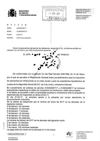 Resolución, página 1