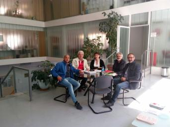 Reunión Comisión de Coordinación de los Cuerpos de la Policías Locales de Andalucía