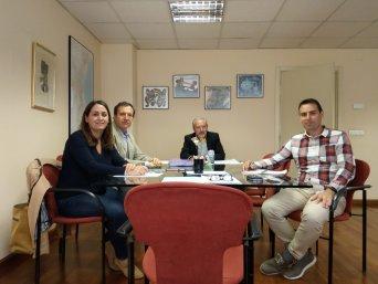 Reunión de delegados de CSIF con director general de Centros de Conselleria de Educación