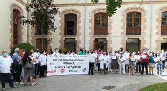 csif protesta hospital provincial castellón