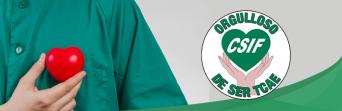 CSIF-A inicia una campaña de reconocimiento y visualización del trabajo de los Técnicos en Cuidados Auxiliares de Enfermería