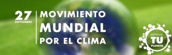 CSIF se suma a los actos reivindicativos y a las movilizaciones mundiales por el clima