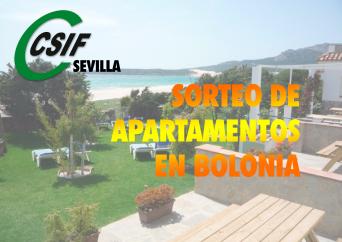 Sorteo fin de semana en apartamentos en Bolonia