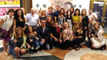 CSI-F Madrid asiste a la representación de '27 Flamenco' (1)