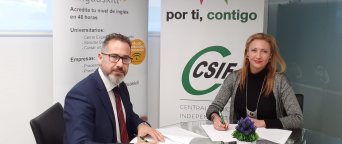 Acuerdo entre CSIF Granada y Cambridge
