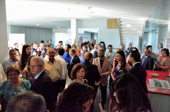 Recepción público asistente Premios I Certamen Empleado Público Granada