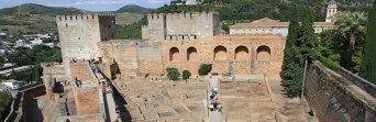 CSIF consigue una sentencia pionera para proteger a los trabajadores de la Alhambra de las inclemencias climáticas