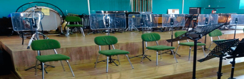 Remodelación del local de la Banda municipal de Música, punto de partida para mejorar las condiciones de este colectivo