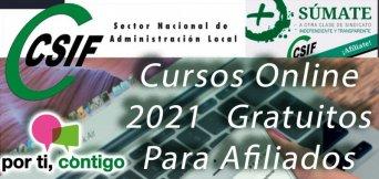 Cursos Online 2021
