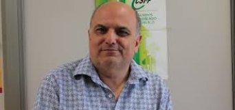 Rafael Cantó, presidente de Sanidad de CSIF Comunidad Valenciana