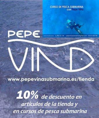 Pepe Viña Pesca Submarina