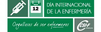Andalucía necesita más de 6.600 enfermeros para igualar la media nacional, según un estudio de CSIF-A