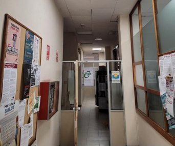 CSIF deficiencias ayuntamiento castellón climatización