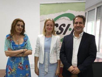 CSIF firma un convenio con Lexred Abogados