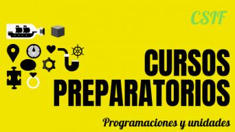 Cursos CSIF preparatorios para oposiciones